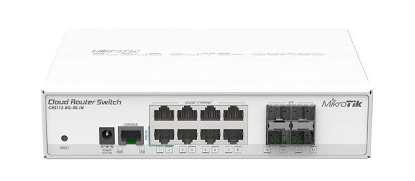Mikrotik CRS112-8G-4S